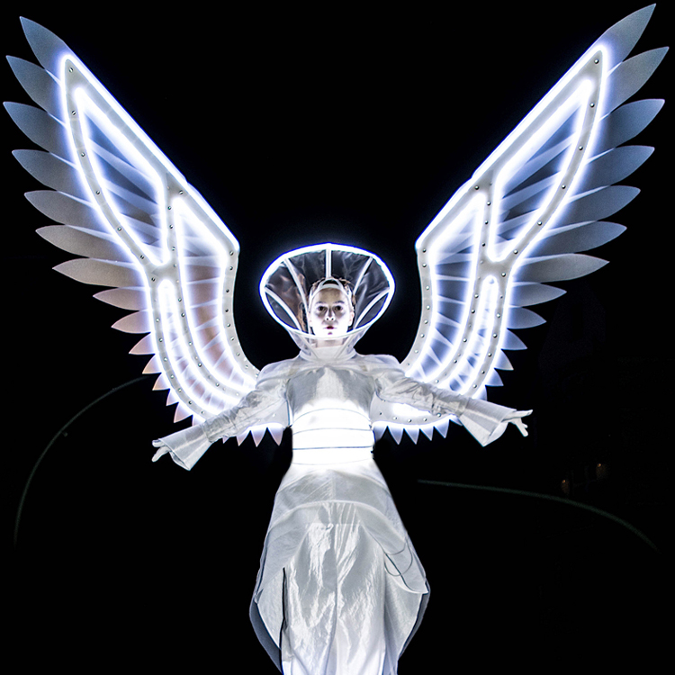 Leuchtengel, Glowing Angel